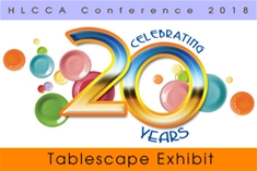 Tablescape Placesetting Exhibit 2018
