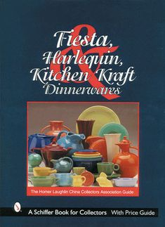 Fiesta, Harlequin, and Kitchen Kraft Dinnerwares